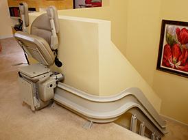 San Diego Stair Lift Chair